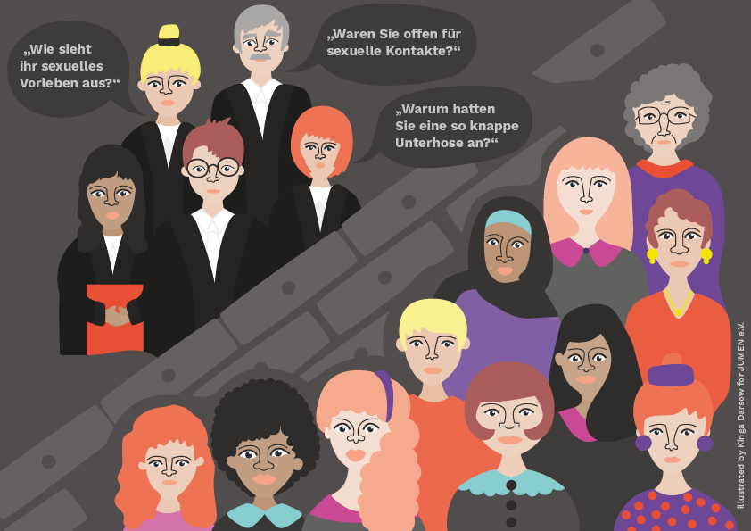Genderstereotpye in der Justiz